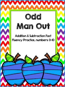 Odd Man Out - Add and Subtract