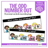 Odd Number Out (Noticing Number Patterns): Talking Numbers