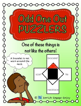 Odd One Out Puzzlers