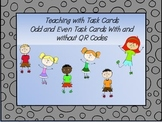 Odd Or Even with QR codes