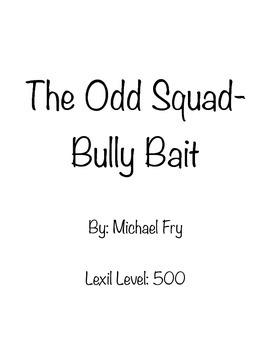 Odd Squad- Bully Bait