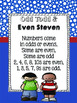 Odd Todd & Even Steven Poster and Sorting Pocket Activity