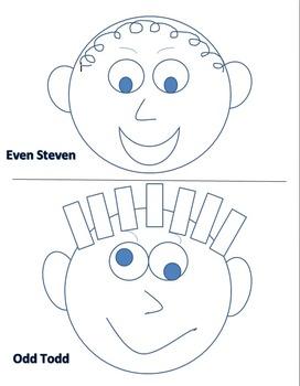 Odd Todd and Even Steven