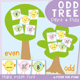 Odd Tree - Sorting Game Odd & Even Numbers