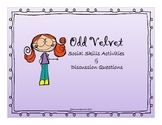 Odd Velvet Social Skill Activities and Discussion Questions