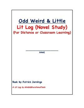 Odd Weird & Little Lit Log