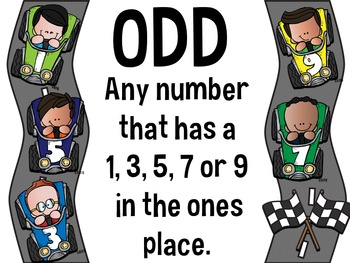 Odd and Even