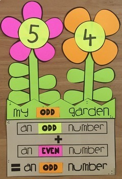 Odd and Even Craft Activity
