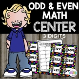 Odd and Even Numbers Activity