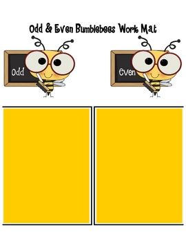 Odd and Even Busy Bees