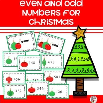 Odd and Even Christmas