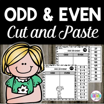 Odd and Even Cut and Paste