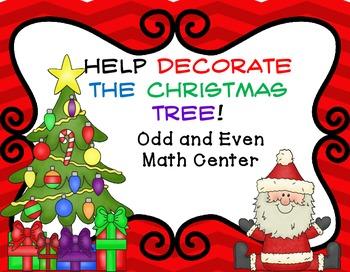 Christmas Odd and Even