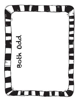 Odd and Even Domino Sort