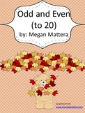 Odd and Even Fall Sort (up to 20) 2.OA.3