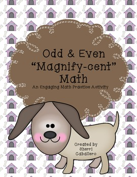 "Odd and Even ""Magnify-cent"" Math"