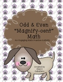 """Odd and Even """"Magnify-cent"""" Math"""