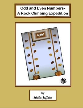 Odd and Even Numbers - A Rock Climbing Expedition