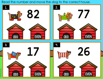 Even and Odd Activities | Odd and Even Game