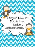 Odd and Even Numbers Game: Penguin Pile-Up