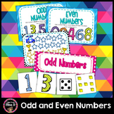 Odd and Even Numbers