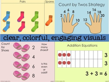 Even and Odd Numbers - Math Unit