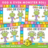 Odd and Even Numbers Math Activities