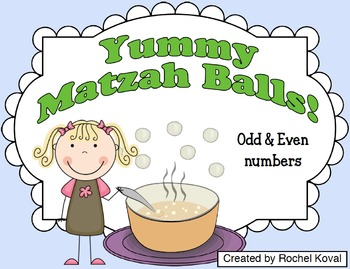 Odd and Even Numbers - Passover Yummy Matzah Balls!