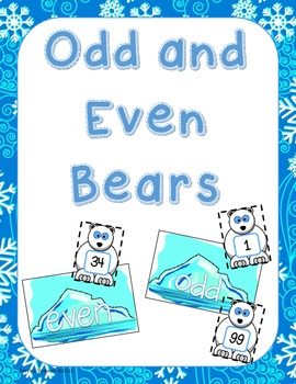 Odd and Even Polar Bears!