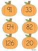 Odd and Even Pumpkins Math Stations