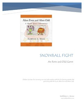 Odd and Even Snowball Fight