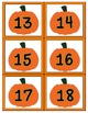Odd and Even Sort (Numbers to 30) Halloween/Pumpkin Theme FREE!