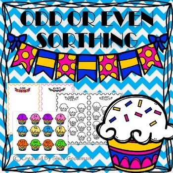 Odd and Even Sorting - My Birthday freebie to you.