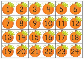 Odd and Even Number Sorting - Pumpkins {FREE}