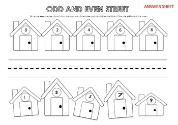 original-1663133-1 Odd And Even Numbers Worksheets For Grade on