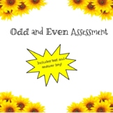 Odd and Even Test