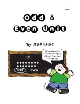 Odd and Even Unit