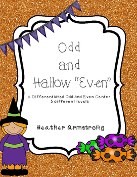 "Odd and Hallow ""Even"""
