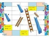 Odd or Even - Chutes and Ladder