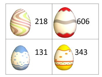 Odd or Even--Easter Theme