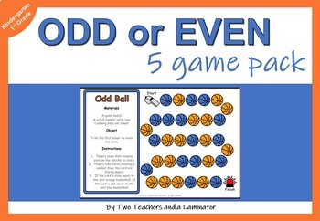 Odd or Even Games