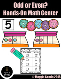 Odd or Even Math Center