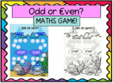 Odd or Even Maths Game!