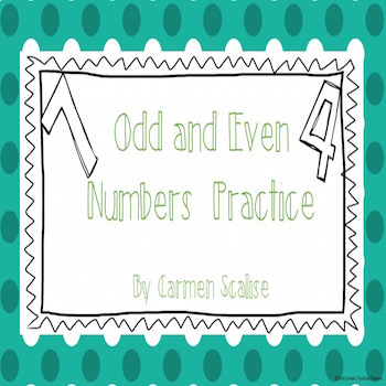 Odd or Even Numbers Games
