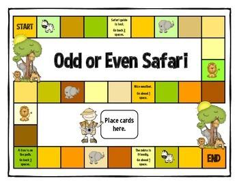 Odd or Even Safari