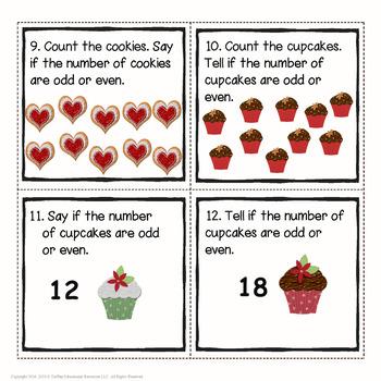 Odd or Even Goodies Math