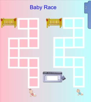 Odd or even Baby Race