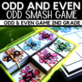 Odd and Even Math Center Game