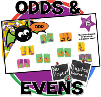 Odds and Evens Digital Resource