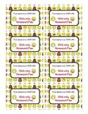 Odds only Emoji Homework Pass